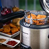 Ovente Electric Oil Deep Fryer 0.9 Liter with