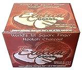 Exotica Brand Coconut Shisha Charcoal Coals