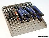 Tool Sorter Pliers Organizer - Black