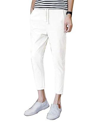 Saoye Fashion Pantalones Deportivos Hombres Ocio Espana España ...