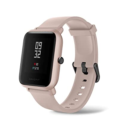 Amazfit Bip Lite by Huami with 45-Day Battery Life,24/7 Heart Rate and Activity Tracking 1.2 Inch Always-on Touchscreen 3 ATM, US Service and ...