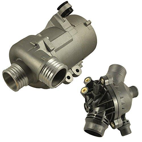 2008 bmw x5 water pump - 1