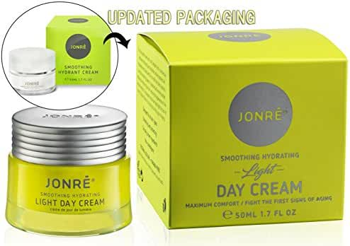 Jonre Face Cream, Anti Aging Cream, Facial Moisturizer, Smoothing, Hydrating, & Protecting Your Skin 1.7oz