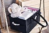 Baby Diaper Caddy by ESTANA | Nursery Storage Bin