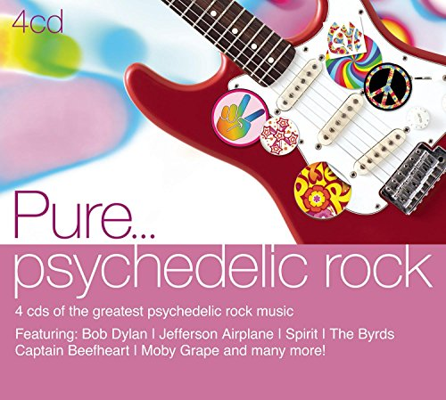 Pure: Psychedelic Rock / Various (Best Psychedelic Rock Albums)