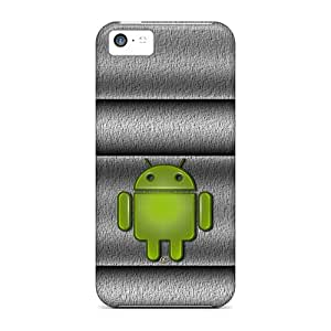 Fashion TwM2696Iass Case Cover For Iphone 5c(android)