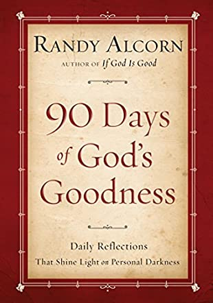 Ninety Days of God's Goodness