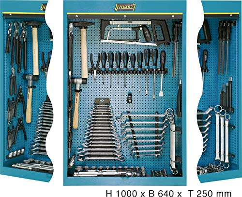 Hazet 111/116 Tool cabinet with assortment
