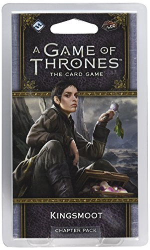 A Game of Thrones: The Card Game 2nd Edition - Kingsmoot Cha