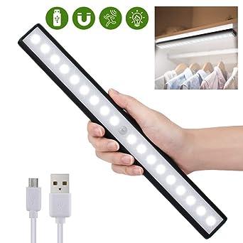 Sensor de movimiento de luz de gabinete para el armario, cajón, armario, sensor