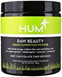 HUM Nutrition - Raw Beauty Chocolate Mint - Raw Greens & Superfoods Powder, 240 grams