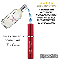 Tommy Girl For Women Eau De Toilette Travel Size Perfume Spray 3 ml / 0.1 Fl Oz