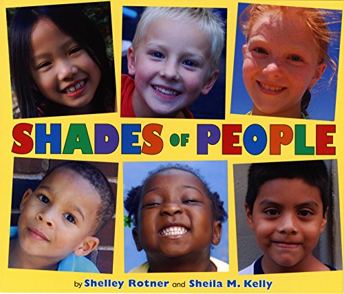 Shades of People (Most Mixed Race Person In The World)