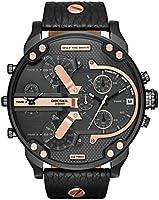 Jusqu'a -50% sur une sélection de montres Diesel, Emporio Armani