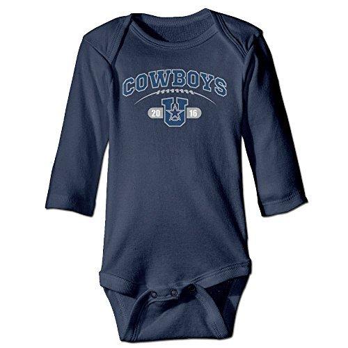 Bro-Custom Cowboy CD Dalla For 6-24 Months Infant Romper Bodysuit 18 Months - Boss Baby Sunglasses