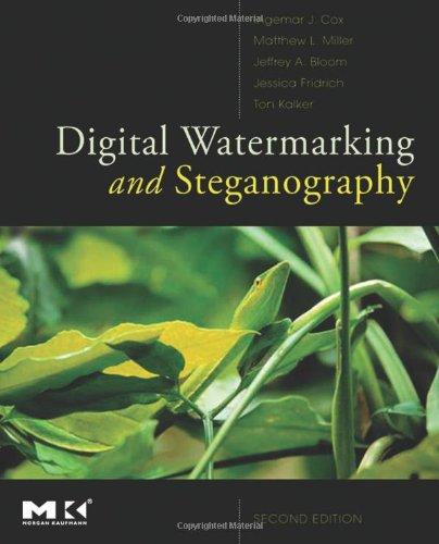 Digital Watermarking+Steganography