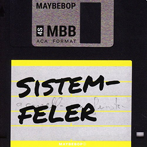 Maybebop - Sistemfeler (2017) [WEB FLAC] Download
