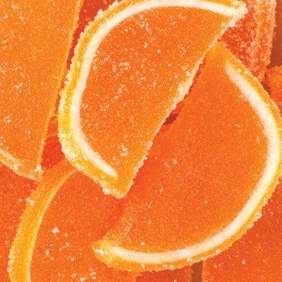 Fruit Slices - Orange: 5LB Case