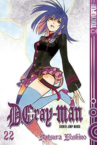 D.Gray-man 22: Schicksalsoffenbarung