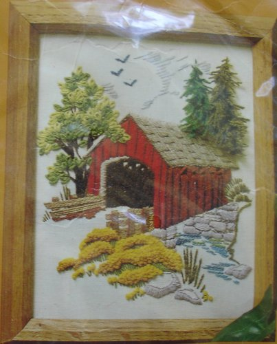 - Needlepoint Kit: Stoney Creek Bridge #511