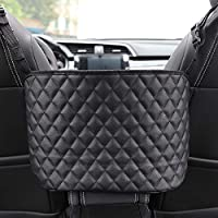 Storage Bag Car Rear Seat Back Hanging Nets Pocket Trunk Bag Organizer Auto Stowing Tidying Interior Accessories Purse…