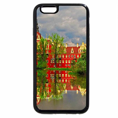 iPhone 6S / iPhone 6 Case (Black) Saxony-Germany