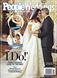 People Weddings Collector's Edition (George Clooney & Amal Alamuddin Cover)