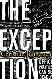 The Exception by Christian Jungersen front cover