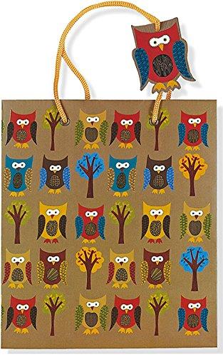 Owls Gift Bag