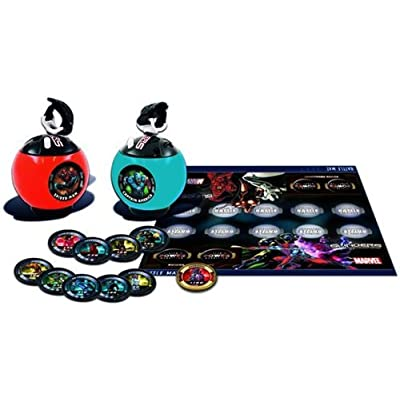 Upper Deck Marvel Slingers Battle Pack: Toys & Games