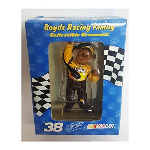 Nascar Elliott Sadler #38 M&M 2005 Boyds Racing Family Collectible Ornament