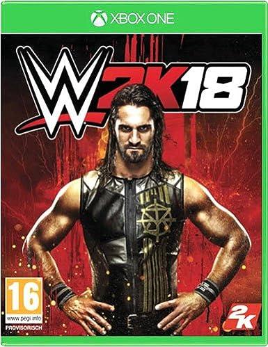 Microsoft WWE 2K18 Básico Xbox One Alemán vídeo - Juego (Xbox ...