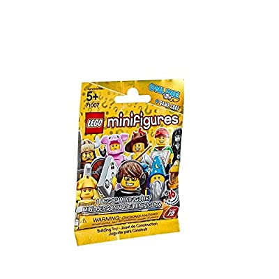 LEGO Minifigures 71007 Series 12 Random Set of 5 Packs (Styles May Vary): Toys & Games