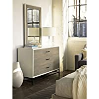 Universal Furniture The Spencer Bedroom Spencer Dresser in Gray Parchment