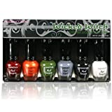 KLEANCOLOR Wicked Witch - Gothic Nail Lacquer Mini Collection (NPC595)