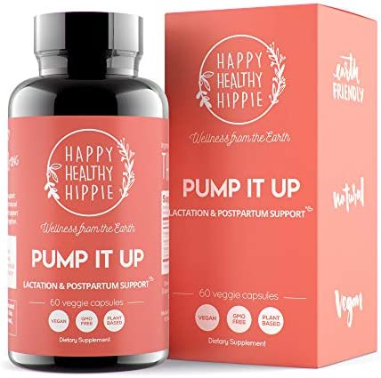 Pump Lactation Supplement All Natural Breastfeeding product image