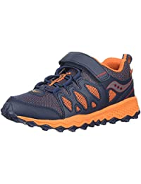 Saucony Boy's Peregrine Shield A/C Running Shoes