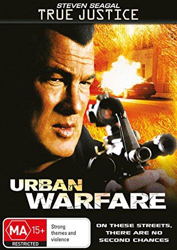 True Justice Urban Warfare | NON-USA Format | PAL | Region 4 Import - Australia