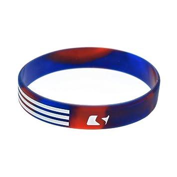 recherche d'authentique Los Angeles styles de mode CWLLWC Bracelet Caoutchouc,Bracelets en Silicone avec Le ...