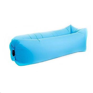Air Lounger, Camilla hinchable sofá portátil compresión Air camas ...