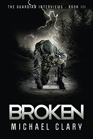 book cover of The Broken Realm
