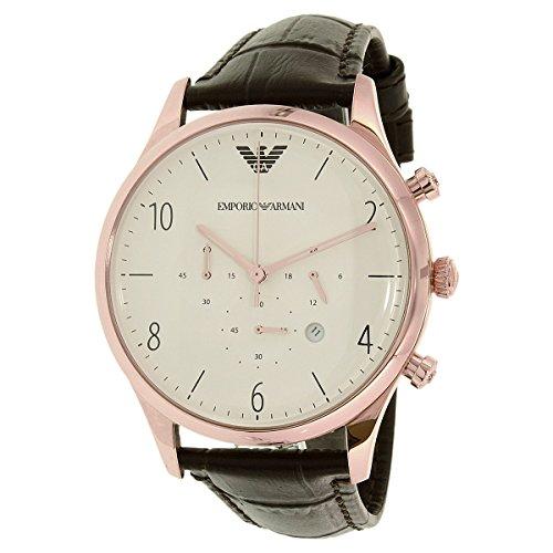 Emporio Armani Ladies Watch Chronograph Analog Casual Quartz AR1916