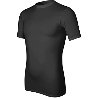 180s M1007 Mens Short-Sleeve Compression T-Shirt