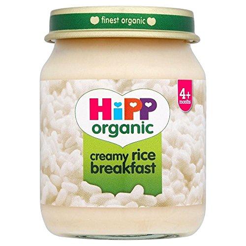 Hipp Organic Creamy Rice Breakfast 4mth+ (125g)