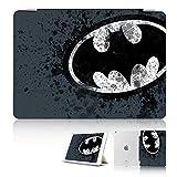 ( For iPad Air 2 ) Smart Case Cover - SMART30012 Batman Super Hero