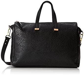 French Connection SO Fresh Tote,Black,One Size