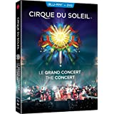 Cirque du Soleil- The Great Concert/ Le Grand Concert  Blu-Ray + DVD