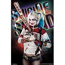 """Trends International Suicide Squad Good Night Wall Poster 22.375"""" x 34"""""""