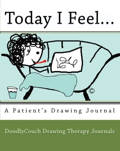 Download Today I Feel...: A Patient's Drawing Journal pdf epub