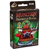 Munchkin Destrói o Natal:  Munchkin - Galápagos Jogos